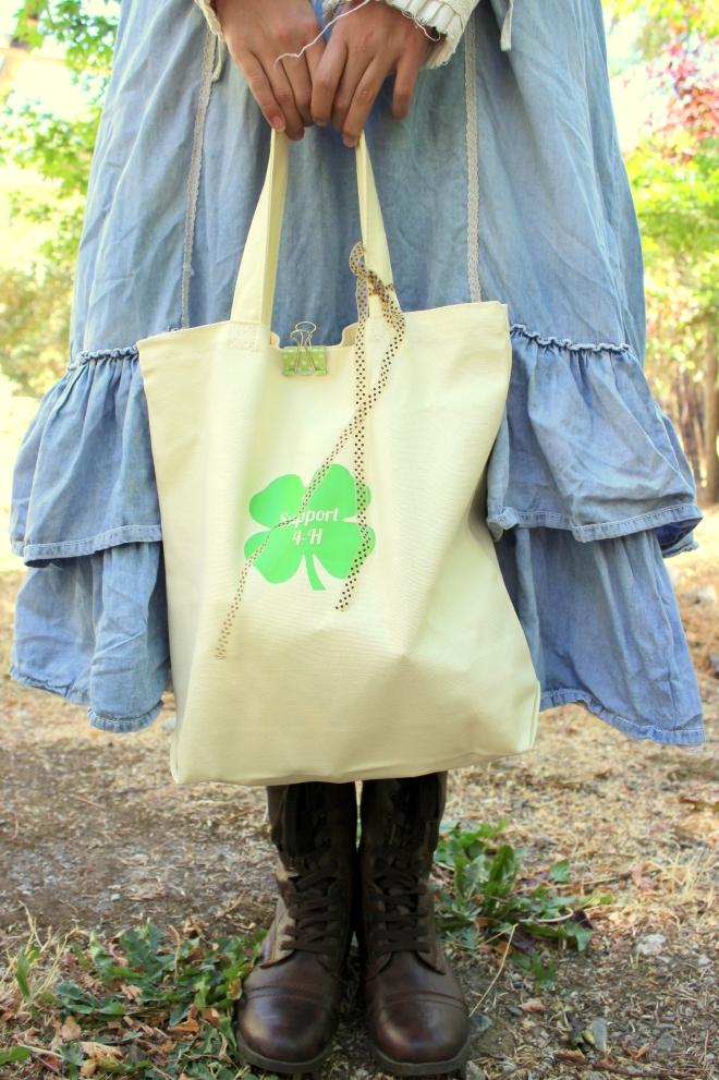 Buyers gift bags.