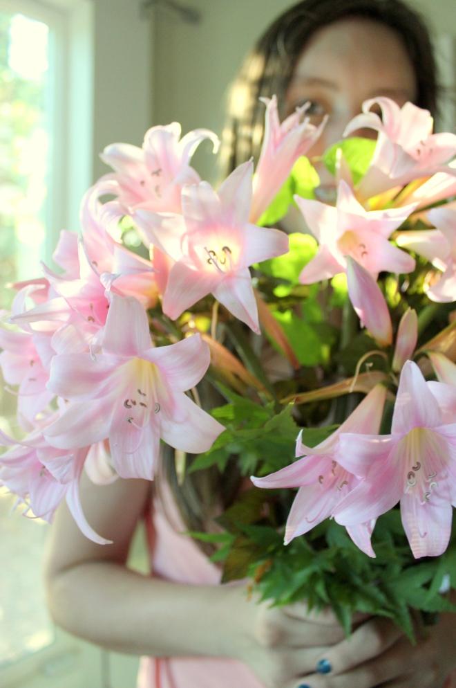 Saucily named flowers.