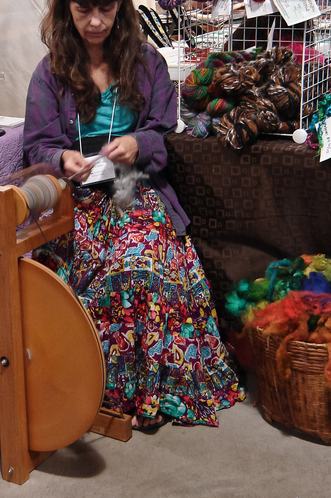 California wool and fiber festival