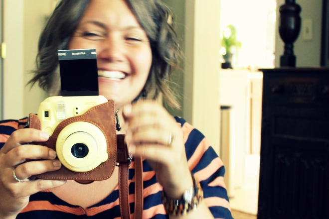 SweetLittleWood. Instax Mini 8 review