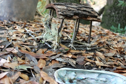 Sweet Little Wood: Building Fairy Houses