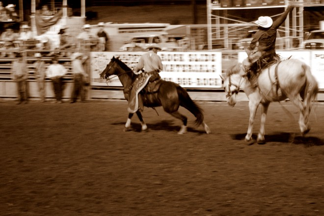 CCPRA Rodeo. Mariposa County Fair 2013