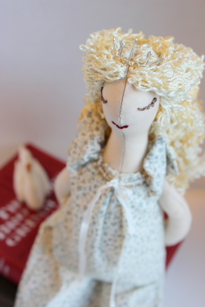 The goose girl doll @ Sweet Little Wood