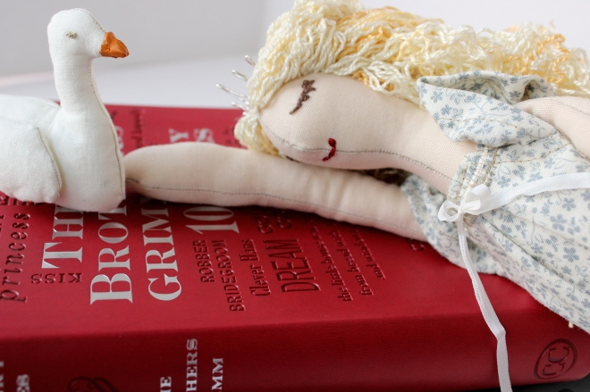 The goose girl doll @ Sweet Little Wood
