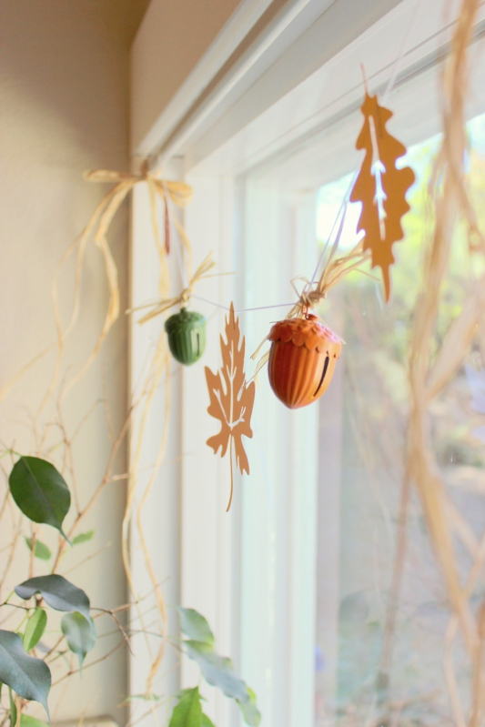 Fall Leaf Collection Bunting @ Sweet Little Wood