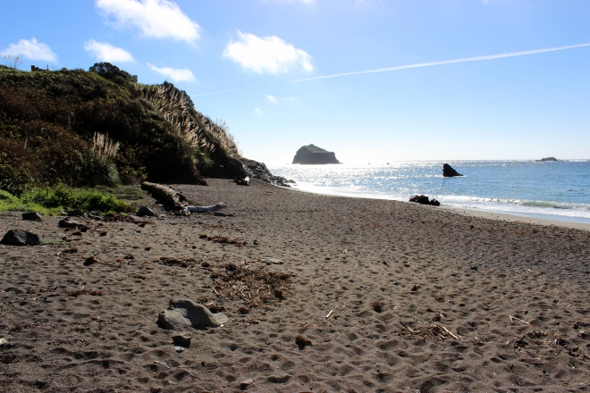 A Day at Small Creek, Northern California @ Sweet Little Wood
