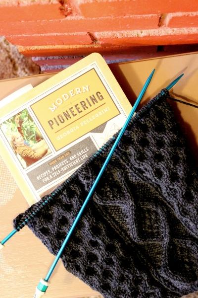 knit along Amanda