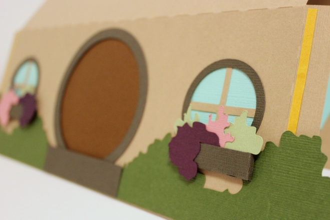 DIY: Hobbit Hole Tissue Box SVG