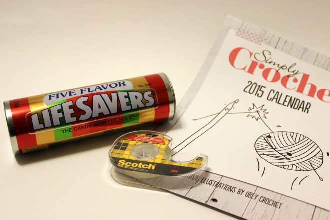The Monday Project: Quick Up-cycle Crochet Hook Cannister